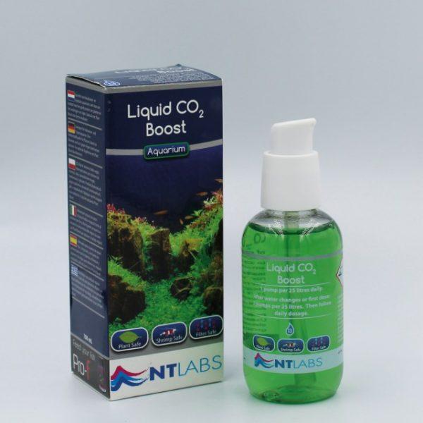 Aquarium - Liquid CO2 Boost