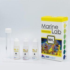 Marine Lab - Ammonia Test