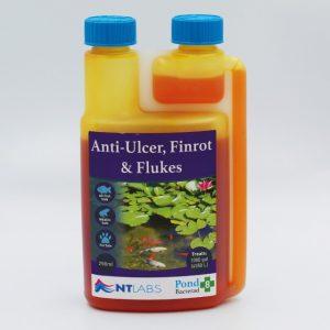 Pond - Anti-Ulcer, Fin-Rot & Flukes