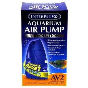 Interpet Air-Volution Air Pump AV2