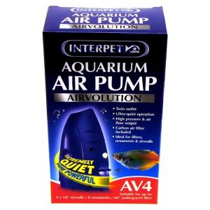 Interpet Air-Volution Air Pump AV4