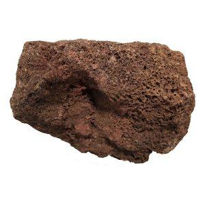 Red Lava Rock