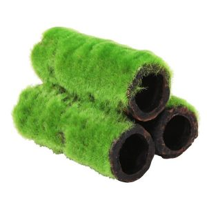 Ceramic Bamboo - 3 Large Tubes great for Shrimps