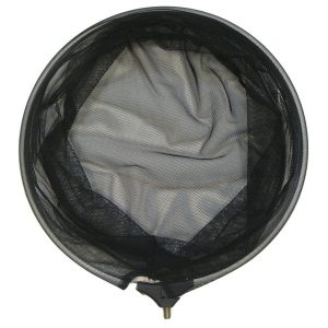 Betta 35cm Round Black Coarse Net