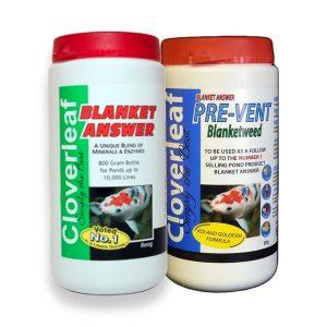 Cloverleaf Blanket Answer and Pre-Vent Blanketweed Bundle